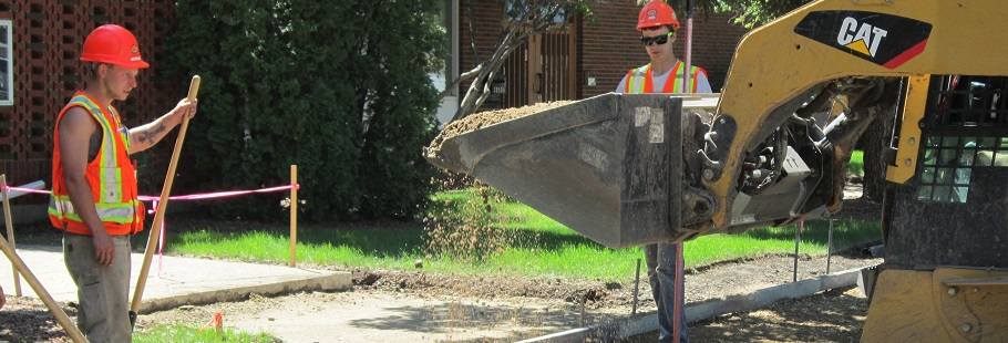 City of Edmonton Long Term Neighbourhood Renewals