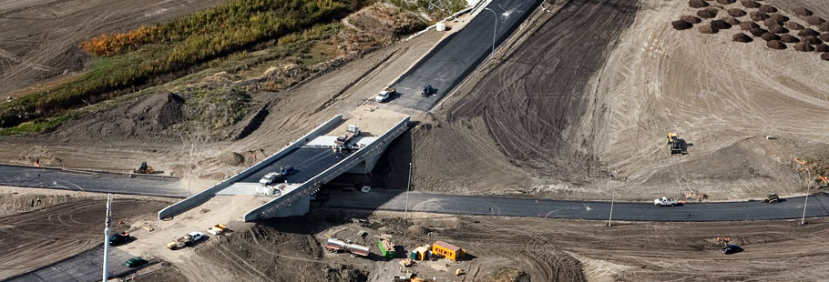 Anthony Henday Ring Road Projects